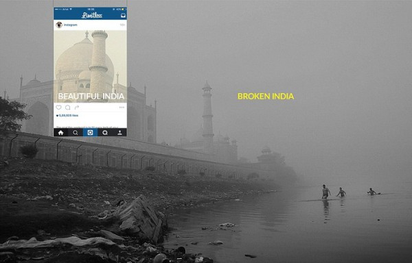 Фотопроект Broken India: что скрывается за фото в Instagram