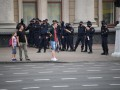 Силовики перекрыли центр Минска