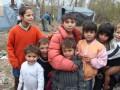 В Ивано-Франковске на лагерь цыган напали неизвестные