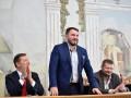 Лозовой: Луценко будет просить у меня прощение на коленях