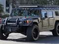 Партия американских Hummer прибыла в Украину