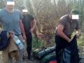 В Чернобыльской зоне задержали трех сталкеров
