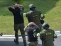 Половина задержанных под Минском воевали в Украине