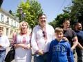 Порошенко дал Саакашвили украинское гражданство и назначил губернатором Одесской области