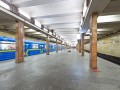 В киевском метро упал на рельсы экстремал-зацепер