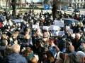 Антикарантинный протест в Черновцах: Власти пошли на уступки