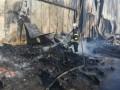 Масштабный пожар под Киевом: горела овощебаза