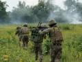 Боевики ранили двух украинских защитников возле Новолуганского