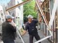 В Киеве снесли гигантский МАФ-хостел