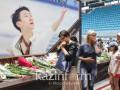 В Казахстане прощаются с фигуристом Денисом Теном