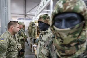 Ряженых оштрафуют: в Раде хочет наказывать за незаконное ношение военной формы