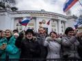 Все меньше россиян довольны Крымом и хотят забрать Донбасс - опрос
