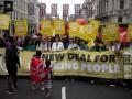 В Лондоне прошла масштабная акция протеста
