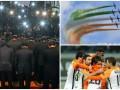 День в фото: извинения корейских депутатов, День армии в Италии и победа Шахтера