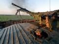 Боевики устроили охоту за бронетехникой сил АТО