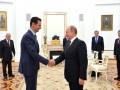 Путин попросил Асада уйти - британские СМИ