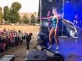 Полиция открыла дело из-за концерта Поляковой в Харькове