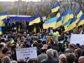 В Донецке и Краматорске тысячи людей вышли за единую Украину