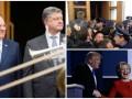Итоги 27 сентября: Встреча Порошенко с президентом Израиля, штурм полтавского горсовета и дебаты Клинтон и Трампа