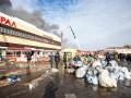 В России число жертв пожара в ТЦ увеличилось до 17 человек