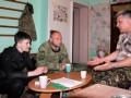 Савченко о поездке на передовую: Там стоят укрепленные войска РФ