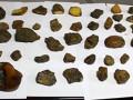 Под Ровно у священника нашли янтарь на пять миллионов гривен