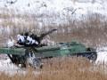 Украинские десантники провели учения