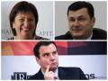 У Порошенко хотят назначить министрами грузина, литовца и американку - СМИ