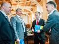Насирова выбрали главой Федерации дзюдо Украины