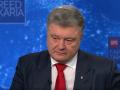 Опубликовано видео: Порошенко поблагодарил Путина