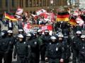 Немецкая полиция пресекла столкновения между демонстрантами в Берлине