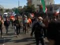 В Мексике протестуют против мигрантов из Центральной Америки