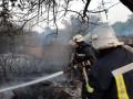 На востоке Украины продолжают тушить лесные пожары
