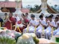 Спасенные в Таиланде подростки стали послушниками в буддийском монастыре