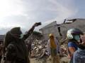 Землетрясение в Индонезии: число погибших возросло до 2045