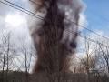 В США взорвался завод по производству туалетной бумаги