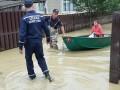 ГСЧС предупреждает о новом наводнении на западе страны
