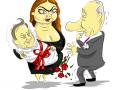Куда исчез Путин? Карикатуристы показали возможные варианты