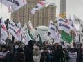Крупный протест в Киеве: ФОПы пошли к Офису президента