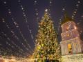 Известно, когда в Киеве начнут устанавливать новогоднюю елку