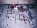 В Киеве мужчина бутылкой вскрыл себе вены
