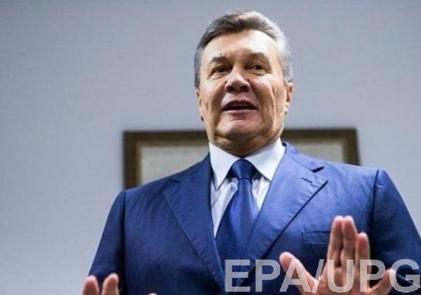 Януковичу инкриминируют три статьи Уголовного кодекса Украины