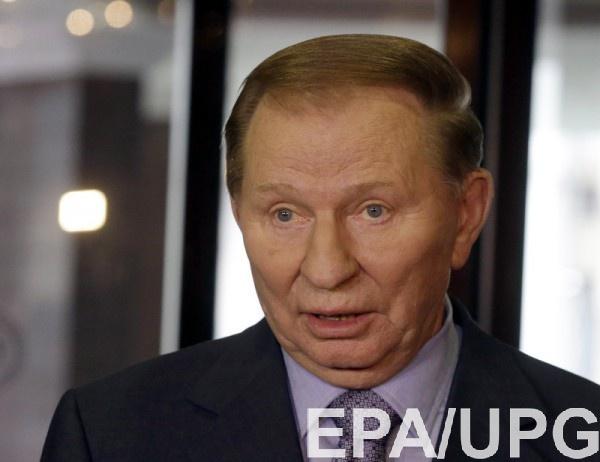 Кучма считает, что Украина не должна стоять на месте