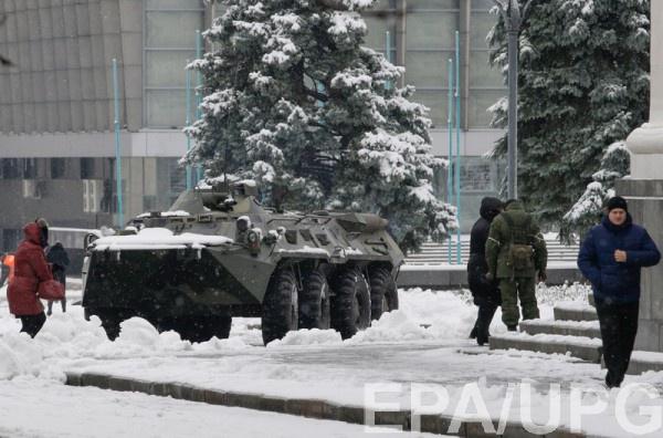 В Луганске начались аресты сторонников Плотницкого