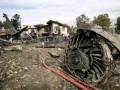Названо число жертв авиакатастрофы в Иране