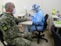 В ВСУ число болеющих COVID превысило 2 тыс