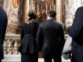 Зеленский в Ватикане посетил могилу апостола Петра