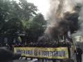 Полк Азов начал марш к Раде против выборов на Донбассе: онлайн-трансляция