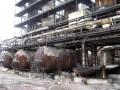 На химзаводе в Горловке произошла утечка серной кислоты