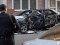 Взрыв в центре Киева: погиб боец чеченского батальона
